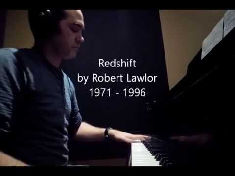 Redshift | Beautiful Piano Solo | Robert Lawlor 1971-1996