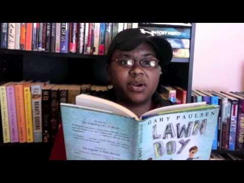 Book Talk: Lawn Boy - YouTube