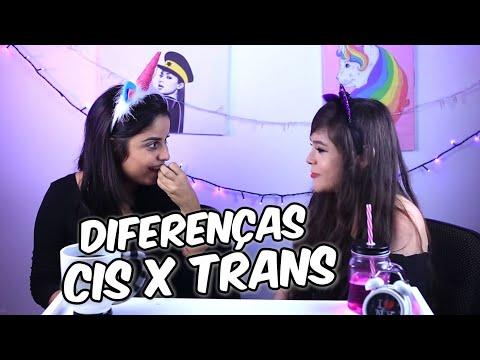 CIS X TRANS | PRIMEIRO ENCONTRO com THIESSITA
