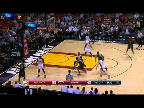 Jeff Teague 26 points vs. Heat