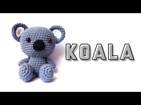 Cuddly Koala Crochet Patterns – Amigurumi Tips - A More Crafty Life | 360x480