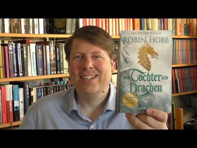 Die Tochter des Drachen - Kind der Weitseher-Saga 1 - Robin Hobb - Fantasy