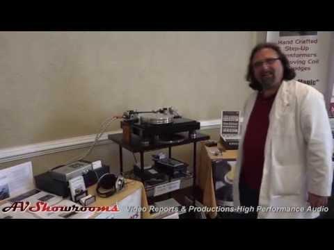 VPI turntables, AIX Records, Cuneiform Records,