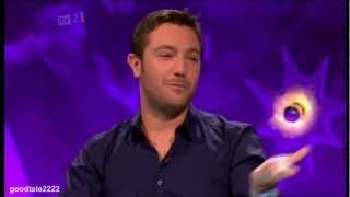 (hd) gino demonstrates what position he'd like to do with fearne cotton