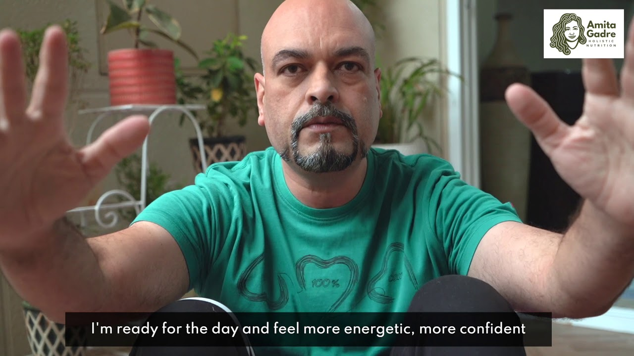 Watch Milind's brilliant transformation story
