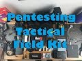 Pen-Testing Tools Tactical Field Kit Bac