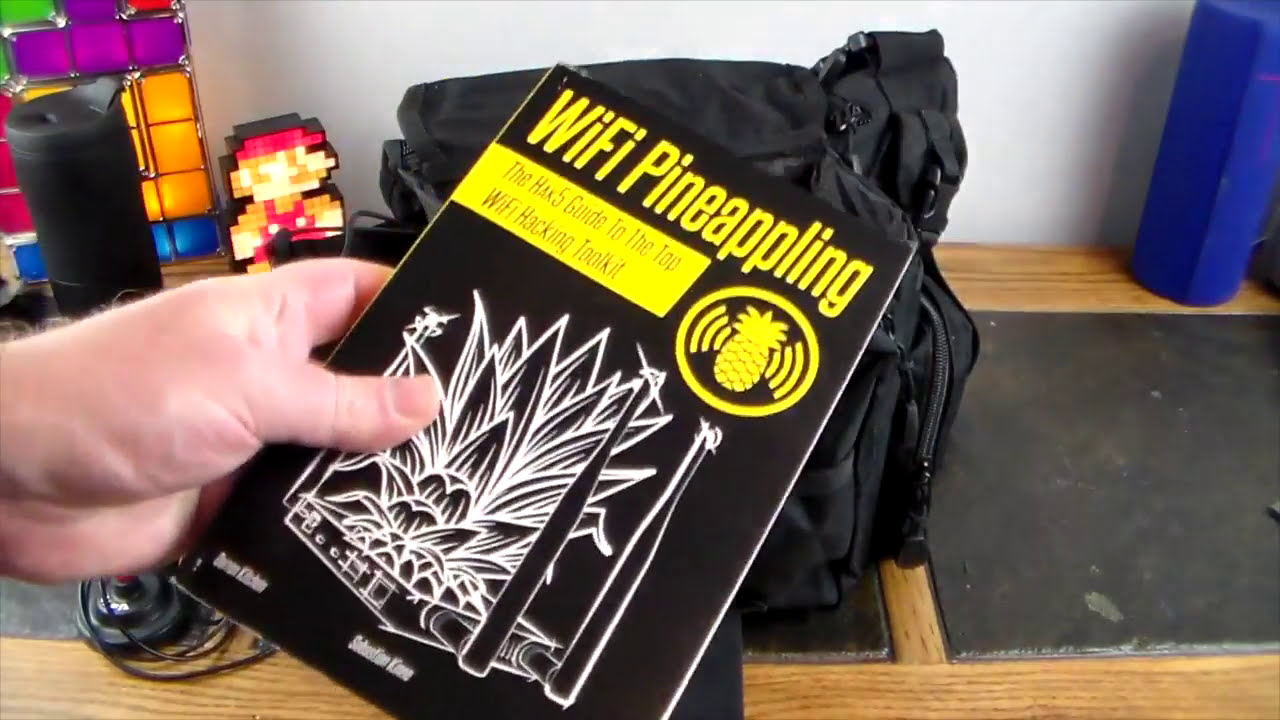 Pen-Testing Tools Tactical Field Kit Backpack Contents 2017 Edition  Mardee  Thompson 18:11 HD