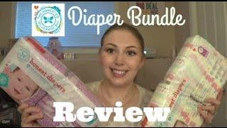 Gambar cover Honest Company Diaper Bundle Review | Maggie Marsh