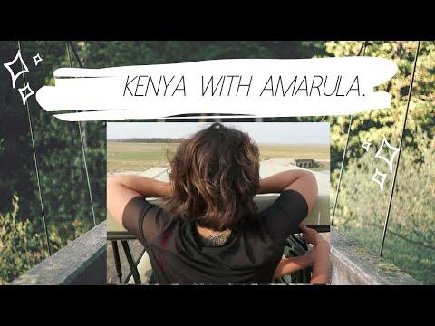 TRAVEL VLOG | KENYA WITH AMARULA