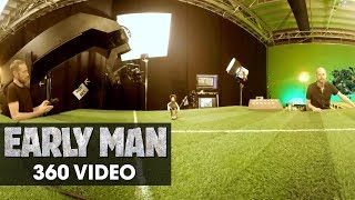 Early Man (2018 Movie) Tour The Set - 360 Video