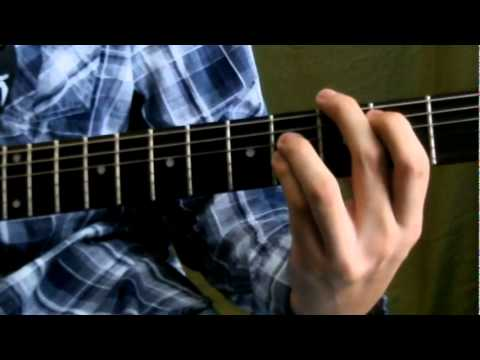 Nirvana - Lounge Act Guitar Lesson How To Play - YouTube