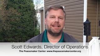 The Peacemaker Center - Giving Tuesday 2020