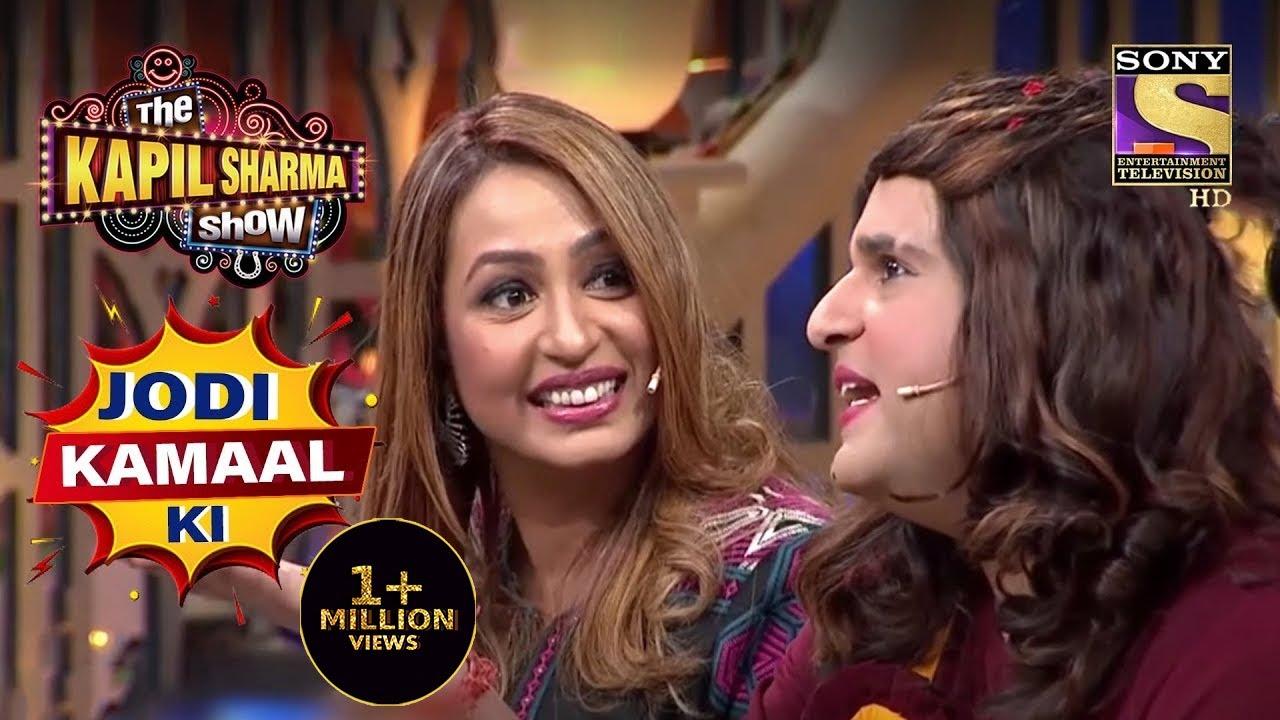 Sapna ने Kashmira को बताई Different Massages! | The Kapil Sharma Show | Jodi Kamaal Ki