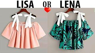 LISA OR LENA 💖 #345