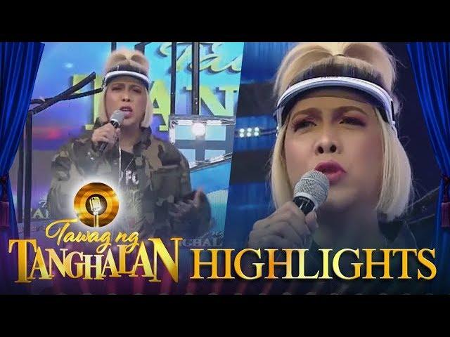 Tawag ng Tanghalan: Vice Ganda rants about the idea of changing the National Anthem lyrics