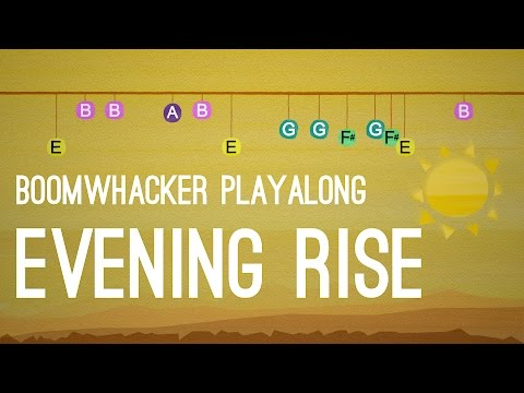Evening Rise - Boomwhackers