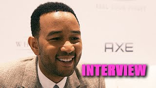 John Legend Reacts To Kanye West Running For President