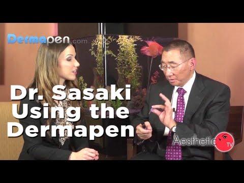 Dermapen Dr Pen Microneedling by Dr Sasaki - Dermapen