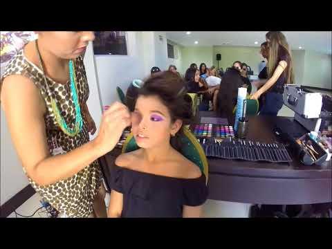 VIDEO HD MAQUILLAJE Y ESTILISMO SESION FOTOS DEL Srta. IN BOGA VENEZUELA 2017