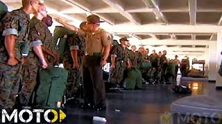 You Do NOT Look at ANY Drill Instructor! OOH RAH Drill Instructor Part 10.