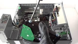 HP Compaq Pro 6300 Sff Upgrade Video Card RAM Hard Drive