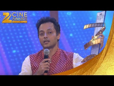 Zee Cine Awards 2013 Best Director Jury Sujoy Ghosh For Kahaani