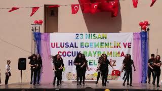 Özel Eksen Okulları 23 Nisan Kutlama Programı Ego Dansı