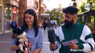 Ο Ρεπόρτερ Πασσάς βγάζει στον δρόμο το μεγάλα ερωτικά διλήμματα του «Να του πάρουμε μία πάστα»