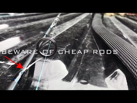 BEWARE! CHEAP FISHING POLES – How To Identify The Best Fishing Rods - KastKing