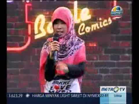 Stand Up Comedy Sri Rahayu 3 September 2013
