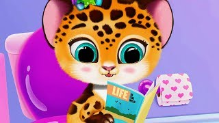 Fun Baby Tiger Animal Care - Cute Little Pet Tiger Dress Up Spa Makeover Kids Games