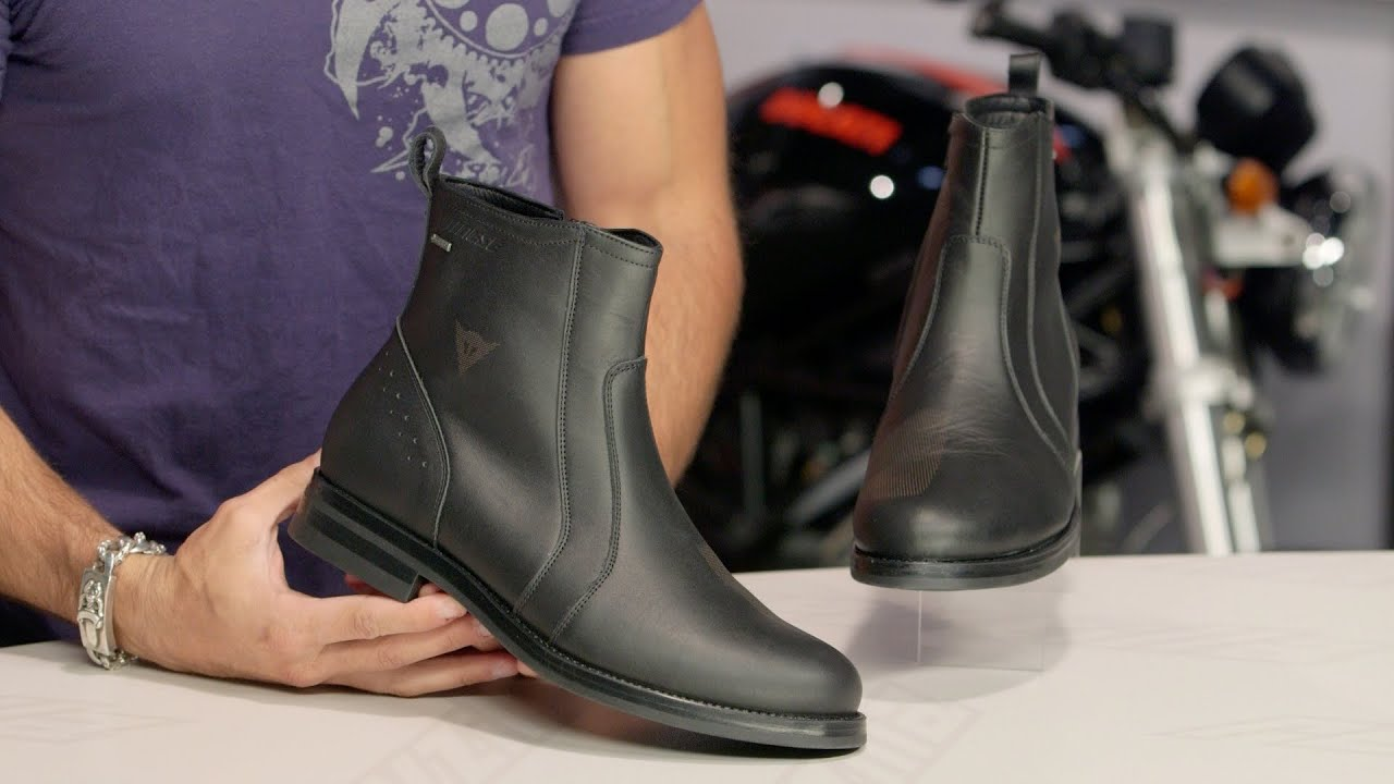 Dainese Germain Gore Tex Boots Review At Revzilla Com
