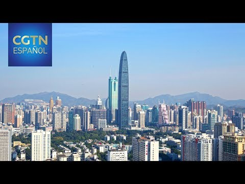 Shenzhen busca ser la ciudad del futuro