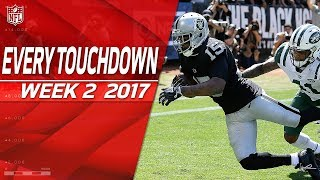 Every Touchdown from Week 2   2017 NFL Highlights
