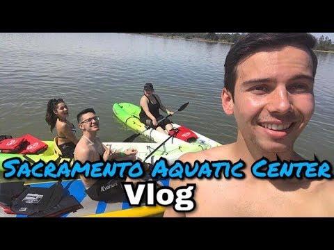 Sacramento Aquatic Center: Vlog