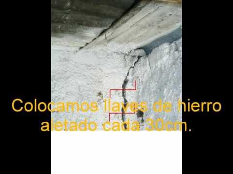 Curso reparacion youtube - Reparacion de humedades en paredes ...