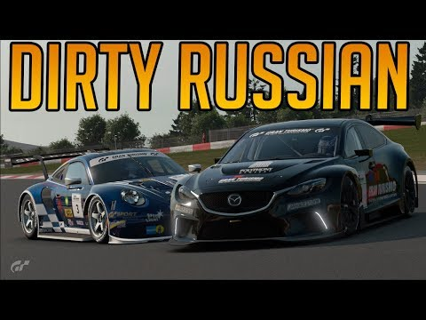 Gran Turismo Sport: From Russia With Punts thumbnail