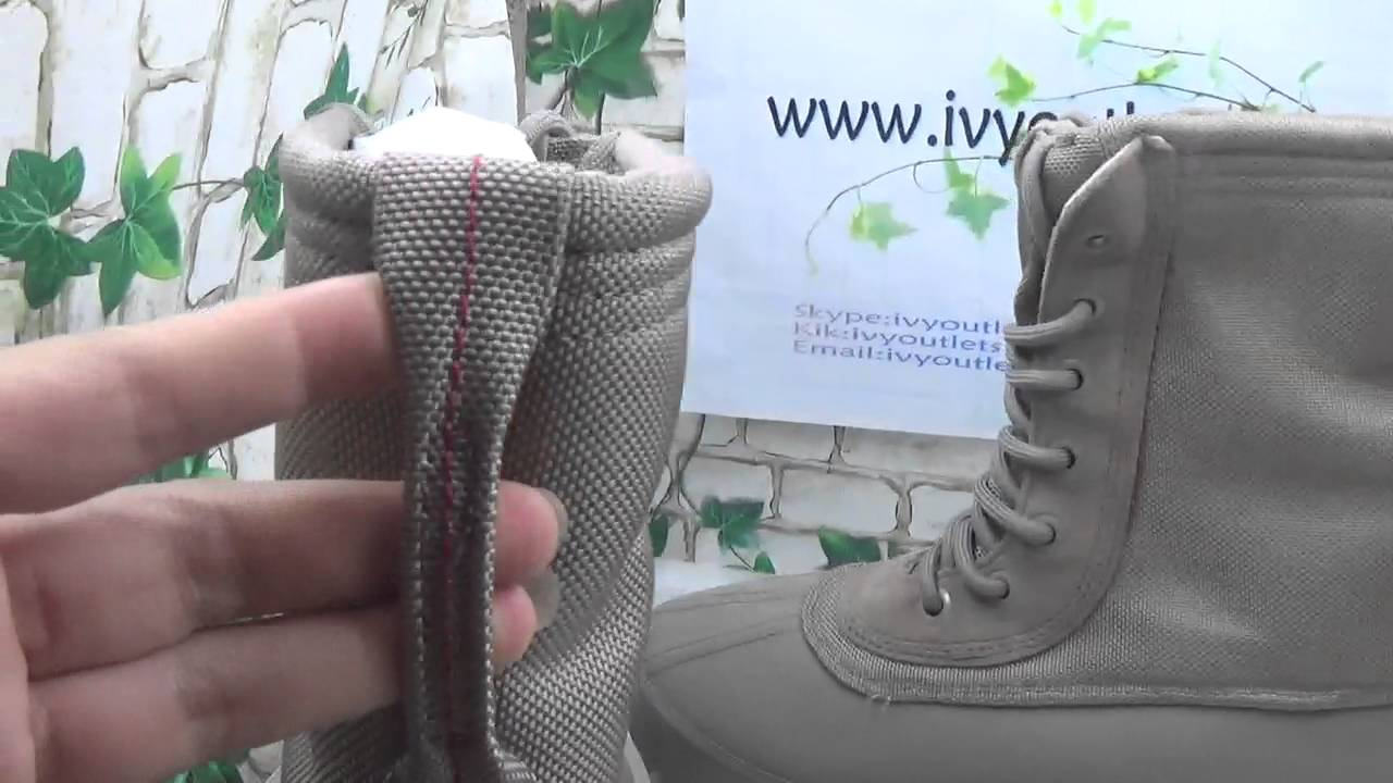 Yeezy Boost 950 Real Vs Fake