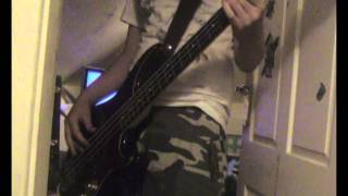 John Frusciante- Song To Sing When I'm Lonely (Bass Cover) Thumbnail