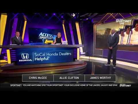 Spectrum Sportsnet Shocked