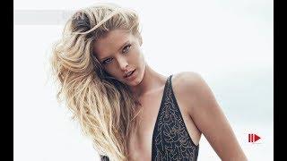 ABBY CHAMPION Model Spring 2020 - Fashion Channel