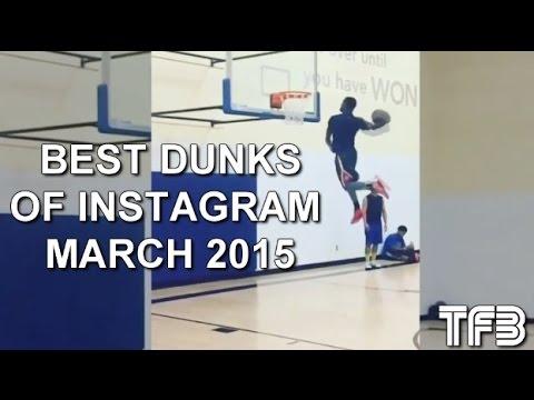 March 2015 - Best DUNKS on Instagram & Vine - Team Flight Brothers feat Miami's Tyler Johnson