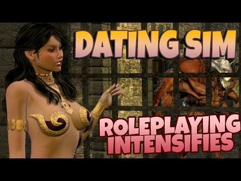 Roleplaying Intensifies - Somethings In The Air #13 (Dating Sim)