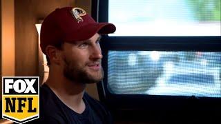 Jay Glazer 1-on1 with Redskins QB Kirk Cousins before 2017-18 NFL Season | FOX NFL