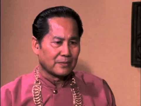 Bette Rogge s Keye Luke who played Kralahome in the TV series