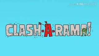 Nova série CLASH-A-RAMA!
