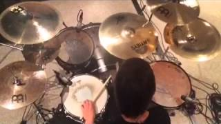 Within The Ruins - Calling Card Drum Cover