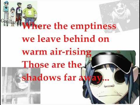 Gorillaz-Empire Ants (With Lyrics)