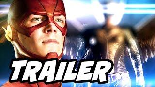 The Flash Season 2 Episode 8 Arrow Crossover Trailer 2 Breakdown