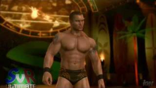 Smackdown Vs. Raw 2009: Randy Orton (PS3/Xbox360)